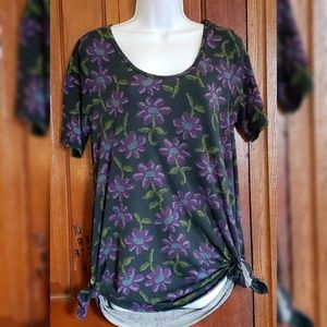 Tie-able LuLaroe perfect T shirt